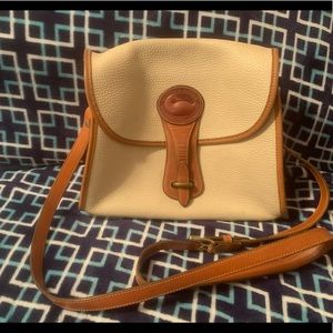 Vintage Dooney &Bourke All Weather Crossbody